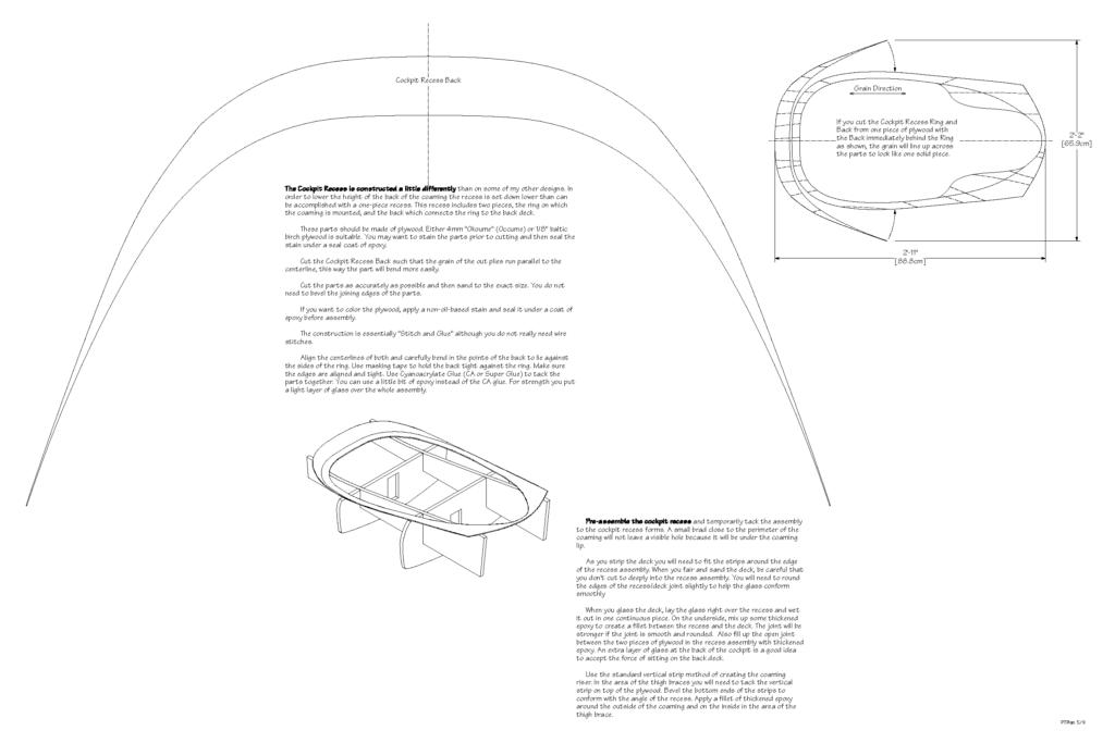 Petrel Plans Page 5