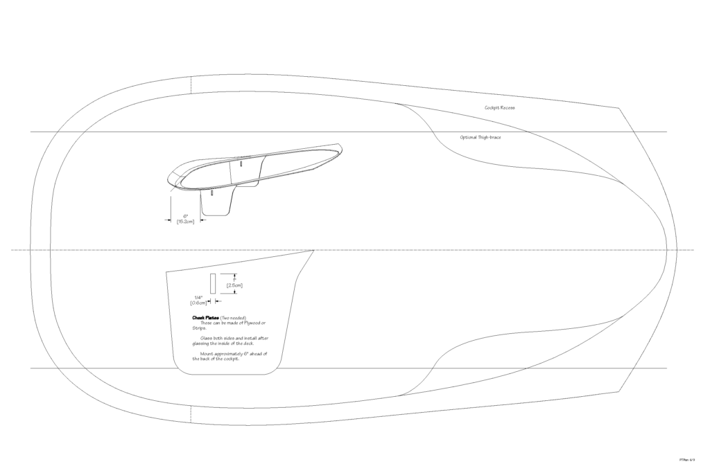 Petrel Sea Kayak Plans Page 6